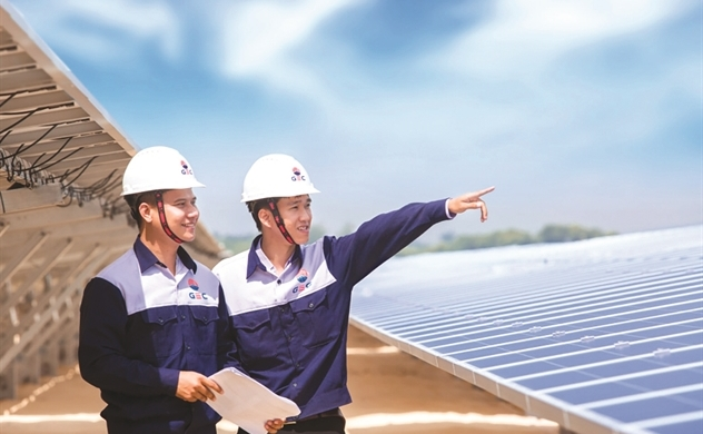 Mở rộng cửa cho điện mặt trời