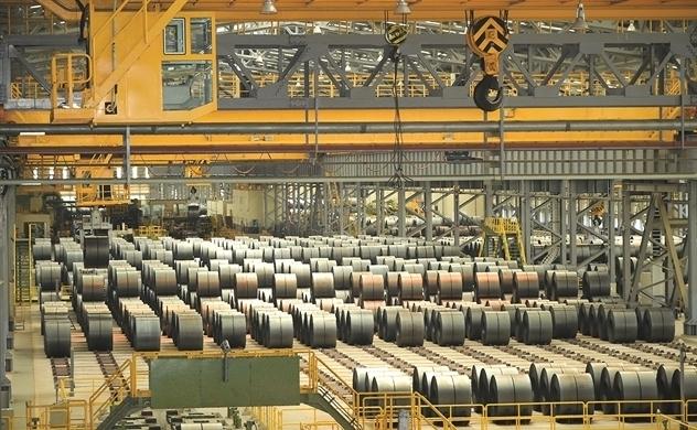 Doanh nghiệp lớn ngành thép vẫn tăng trưởng tốt