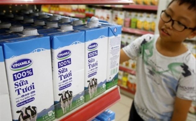 Vinamilk's 1Q profit almost unchanged at $118.4 million despite pandemic