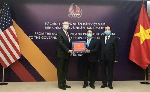 Hoa Kỳ hỗ trợ thêm 5 triệu USD giúp kinh tế Việt Nam phục hồi sau đại dịch