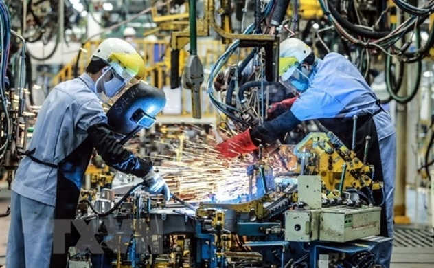 Vietnam's April manufacturing PMI plunges to 32.7 points on coronavirus: report