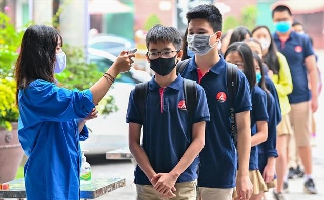 Schools reopen after unprecedentedly long break