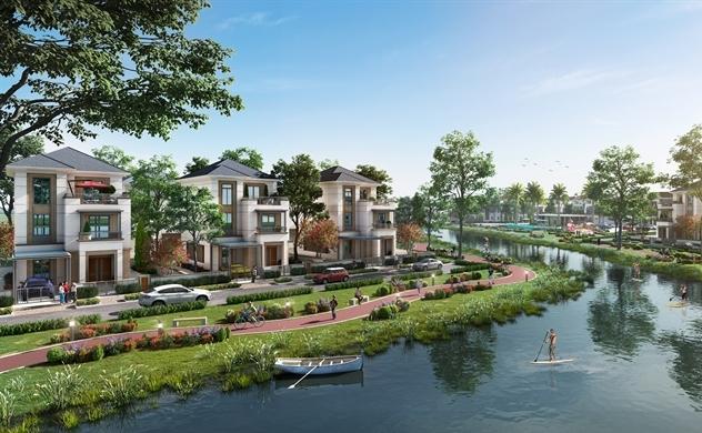 Nhà phố sinh thái: Lựa chọn sáng giá cho nhu cầu đầu tư lẫn an cư