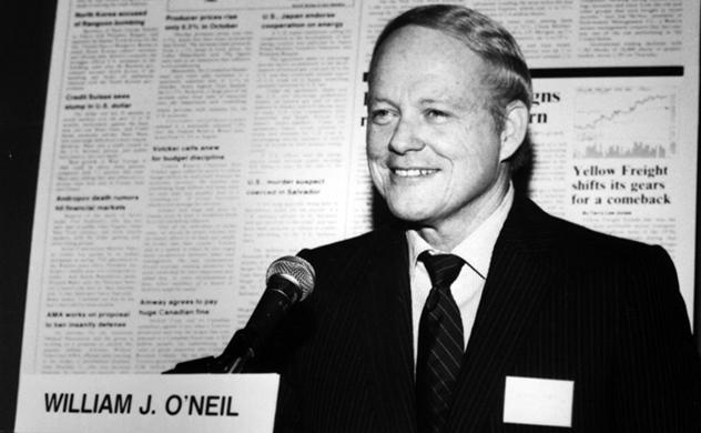 10 nguyên tắc đầu tư của huyền thoại William J. O'Nei