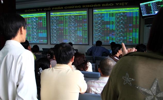 Năm dấu hiệu thị trường chứng khoán tạo đáy