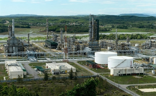 Vietnam's Dung Quat oil refinery reports multimillion-dollar losses in 1Q
