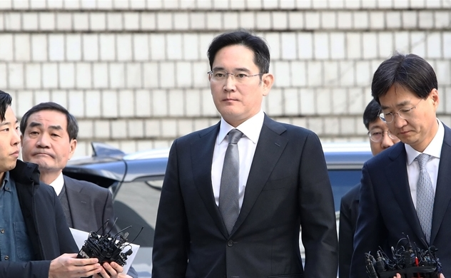 Chastened Samsung heir will not hand the company down to his children