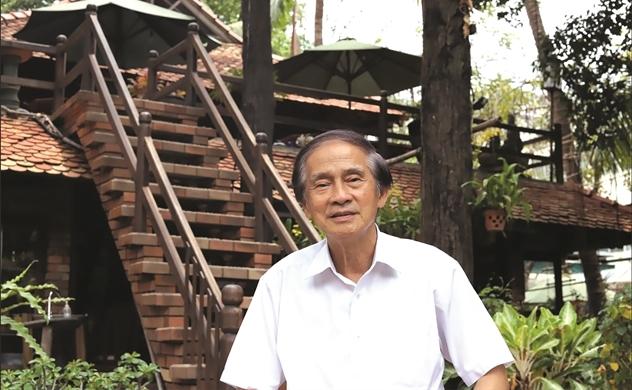 Chủ vườn ươm giấc mơ Việt
