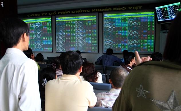 VN-Index tăng điểm ngoạn mục trong phiên giao dịch cuối tuần