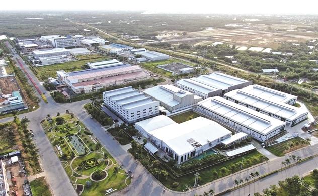 Bất động sản công nghiệp thắng lớn trong làn sóng dịch chuyển sản xuất sang Việt Nam