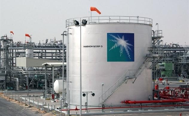 Saudi Aramco báo lợi nhuận quý I giảm 25% do cuộc chiến giá dầu