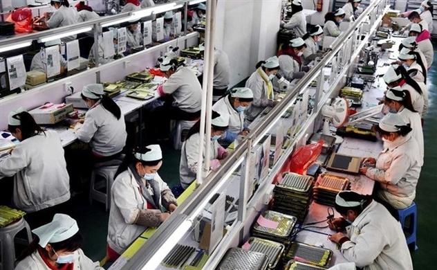 Chỉ số giá sản xuất của Trung Quốc trong tháng 4 thấp nhất trong 4 năm qua