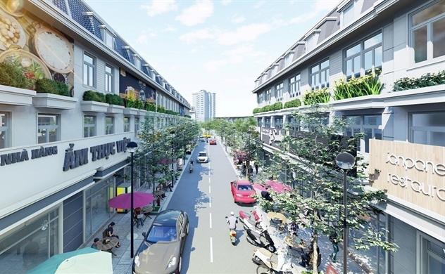 Nhà đầu tư tìm thấy cơ hội lớn tại dự án Đại Phát Mall Town