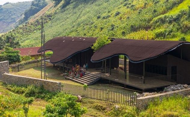 Một trường mầm non Việt Nam lọt top 10 công trình ấn tượng nhất thế giới đầu năm 2020