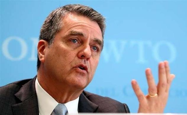 Tổng Giám đốc WTO từ chức