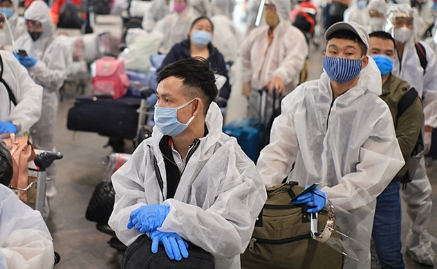 Vietnam confirms 24 new COVID-19 patients, all returning from Russia