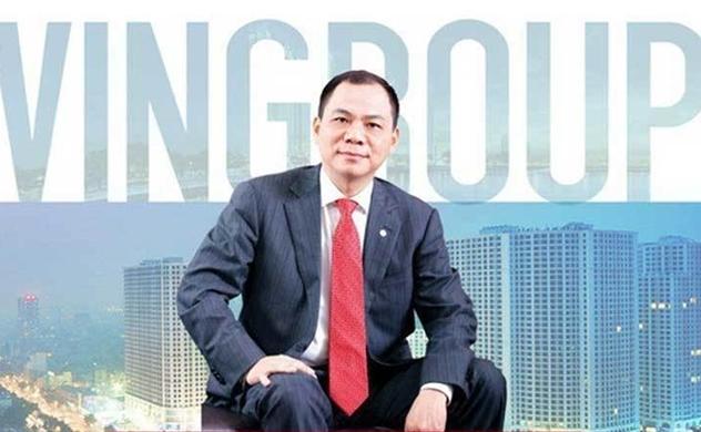 Công ty riêng của ông Phạm Nhật Vượng đã bán 500.000 cổ phiếu VIC