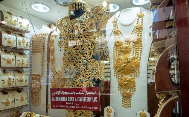 Dubai: Thị trường vàng hàng đầu thế giới nỗ lực