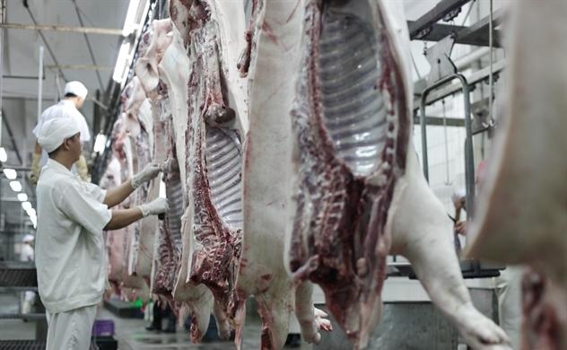 Giá thịt lợn vẫn tăng, mục tiêu lạm phát 4% vẫn khó?