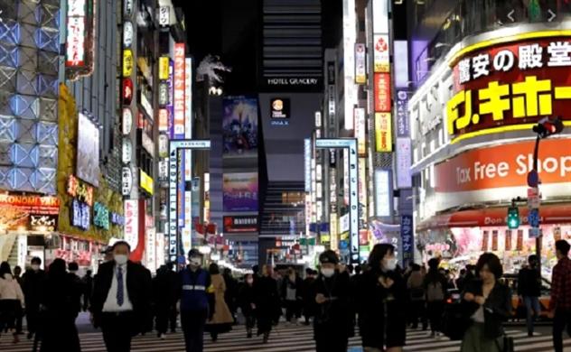 COVID-19 khiến kinh tế Nhật lần đầu rơi vào suy thoái