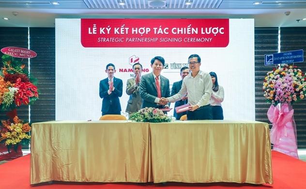 Saint-Gobain Việt Nam hợp tác cung cấp độc quyền giải pháp trần tường thạch cao cho tổ hợp dự án Nam Long