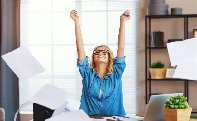 Bạn làm việc chăm chỉ mỗi ngày nhưng vì sao vẫn cảm thấy không hài lòng?