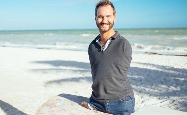 7 bài học giúp Nick Vujicic từ người bất thường trở nên phi thường