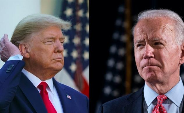 Ông Joe Biden dẫn trước Tổng thống Trump 11 điểm trong cuộc đua vào Nhà Trắng