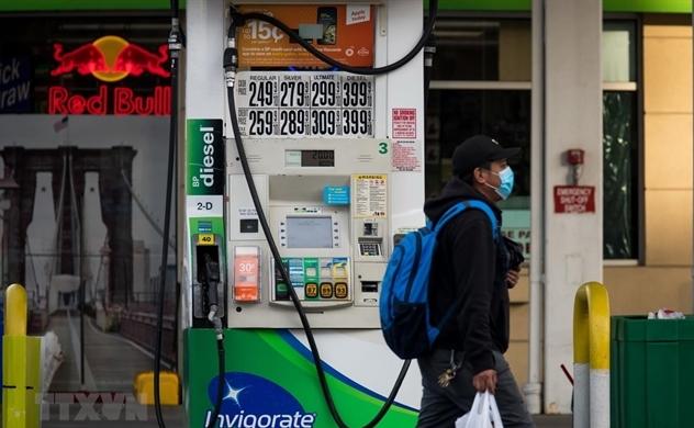 Giá dầu Brent phiên tăng lên mức cao nhất kể từ tháng 3