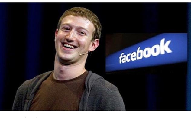 CEO Facebook Mark Zuckerberg thành người giàu thứ 3 thế giới