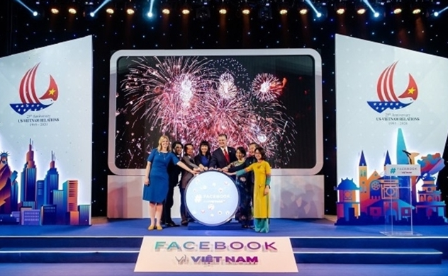 Facebook assists Vietnam in developing digital economy