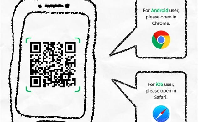 Grab và Google bắt tay biến đồ ăn vẽ bằng Doodle thành món nóng sốt