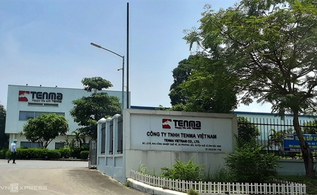 Vietnam suspends officials involved in Japan's Tenma bribery allegations