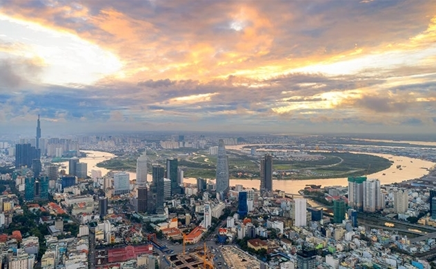 Ho Chi Minh City to merge 3 districts and 19 wards to form a creative city