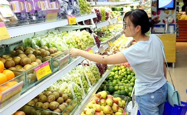 Vietnam's May inflation rate seen 0.03% lower from previous month