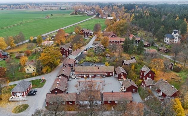 Cả một ngôi làng ở Thụy Điển đang được bán với giá chỉ hơn 7 triệu USD