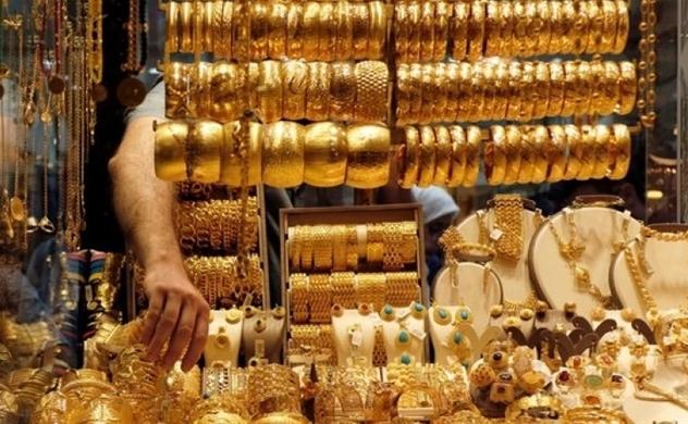 Giá vàng thế giới tăng 3,4% trong tháng 5