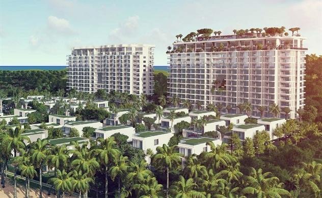 """Cảnh sắc bản địa của căn hộ Aquamarine """"hút"""" nhà đầu tư"""