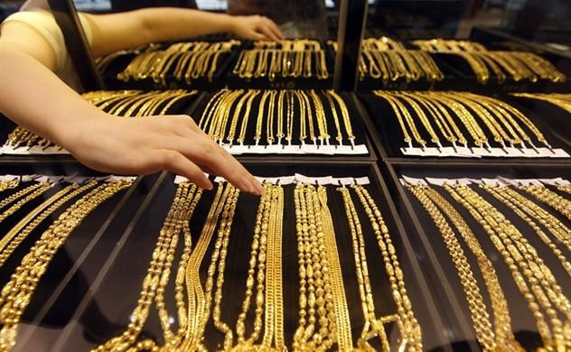 Căng thẳng Mỹ - Trung gia tăng, giá vàng bật tăng