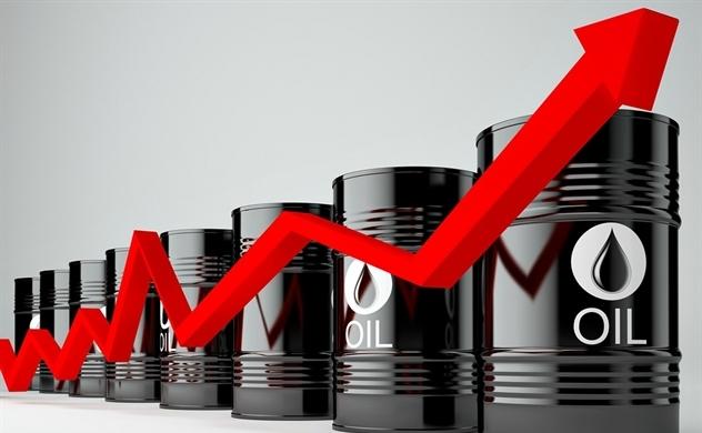 Giá dầu thô vượt 40 USD một thùng