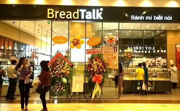 Chuỗi bánh mì BreadTalk hủy niêm yết trên sàn chứng khoán Singapore vì thua lỗ