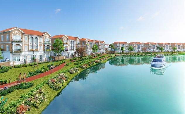 Sở hữu giá trị tiềm năng sinh lời lớn, phân khu River Park 1 của đô thị Aqua City hút nhà đầu tư