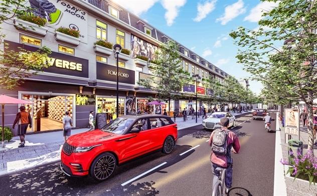 Giải mã những lý do khiến làn sóng đầu tư đổ về Đại Phát Mall Town