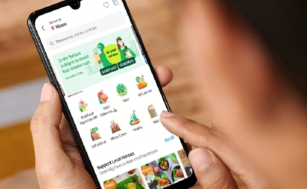 Grab to double down on GrabMart as Covid-19 boosts deliveries
