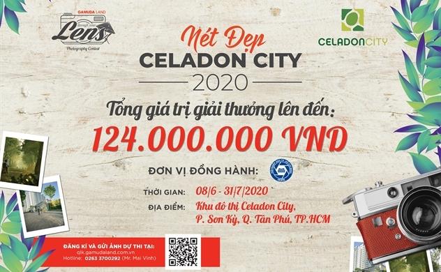 """Gamuda Land phát động cuộc thi nhiếp ảnh """"Nét đẹp Celadon City"""""""