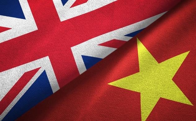 Anh và Việt Nam đang thảo luận cho hiệp định thương mại song phương