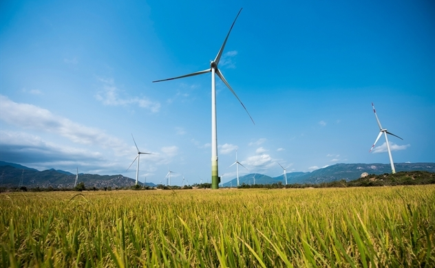 MK Central Solar to build $696.5mln wind power plant in Ha Tinh province