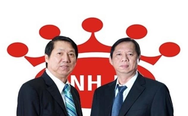 Hai anh em ông Trần Kim Thành cùng rút lui khỏi công ty riêng