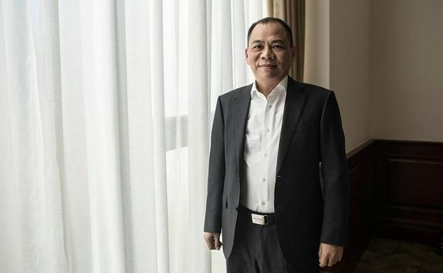 Bloomberg: Tham vọng thế giới của người giàu nhất Việt Nam