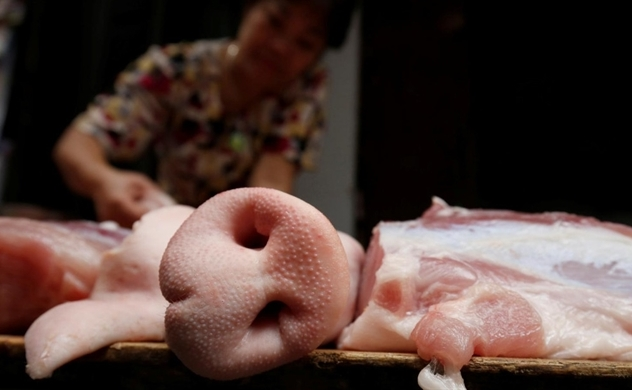 Vietnam's pork imports surge nearly 300 percent in five months